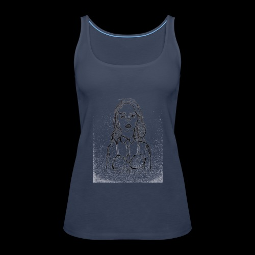 wonderbro - Women's Premium Tank Top