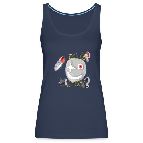 psychoEmojiOG - Camiseta de tirantes premium mujer