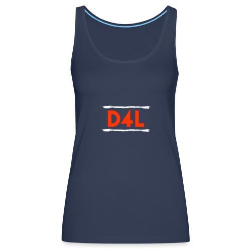 SHIRT 1 D4L - Vrouwen Premium tank top