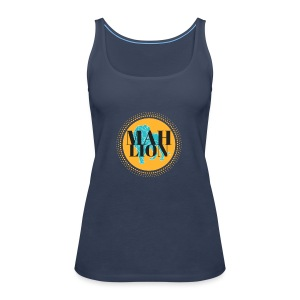 MAH LION - Women's Premium Tank Top