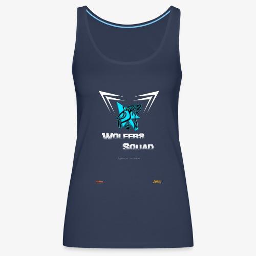 Camiseta WS - Camiseta de tirantes premium mujer