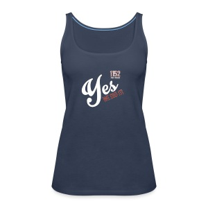YES-1152.wh - Frauen Premium Tank Top