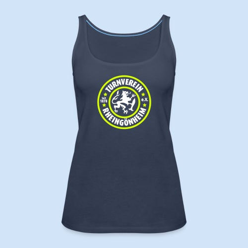 New Generation - Vereinslogo - Frauen Premium Tank Top