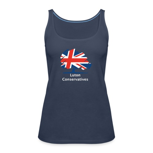 Luton Conservatives - Women's Premium Tank Top