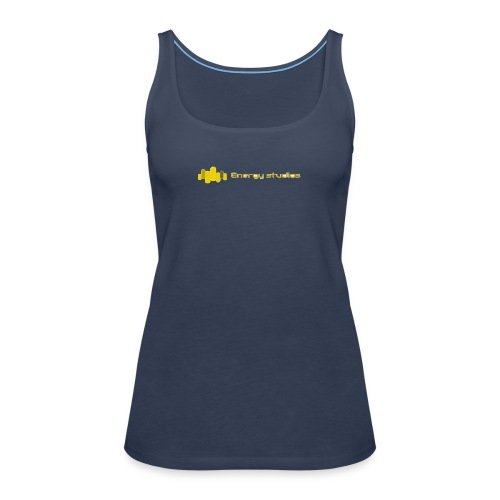 energy studios Mode - Frauen Premium Tank Top