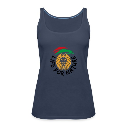 Nature T-Shirt - Frauen Premium Tank Top