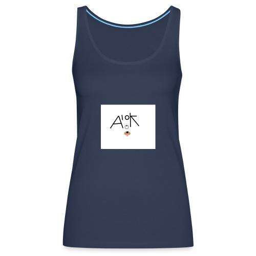 teeshirt png - Women's Premium Tank Top