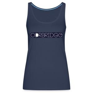 corbridge logo - Frauen Premium Tank Top