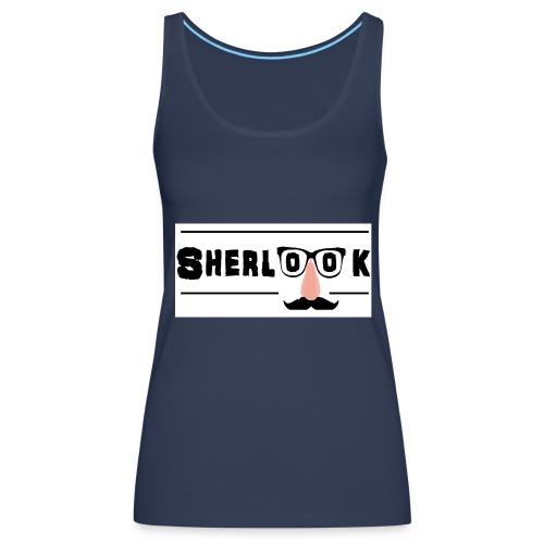 Sherlook - Débardeur Premium Femme