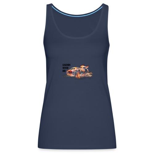 LEGENDS NEVER DIE - Camiseta de tirantes premium mujer