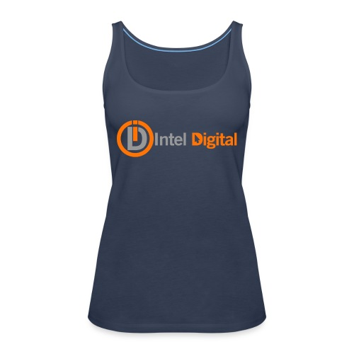 Intel Digital - Our Company - Women's Premium Tank Top