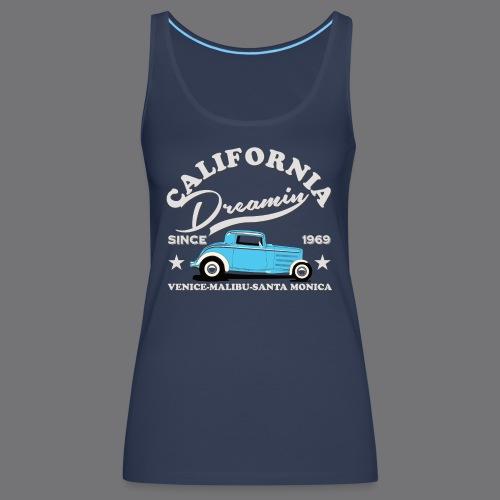 HOT ROD Tee Shirts - Women's Premium Tank Top