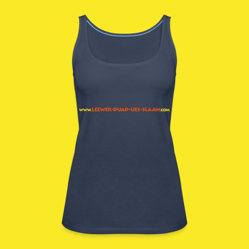 wwwlduscom22x1 - Frauen Premium Tank Top