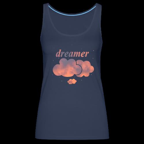 Dreamer - Frauen Premium Tank Top