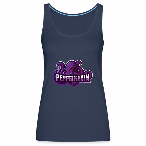 PeppsiKevin Twitch Logo - Premiumtanktopp dam