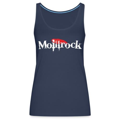 moillrockstortransparent - Premium singlet for kvinner