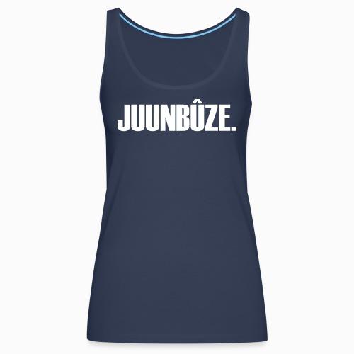 Juunbûze - Lekker Zeeuws - Vrouwen Premium tank top