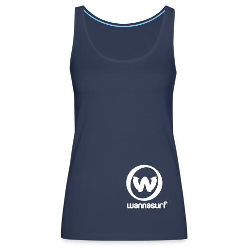 Wannasurf - Women's Premium Tank Top