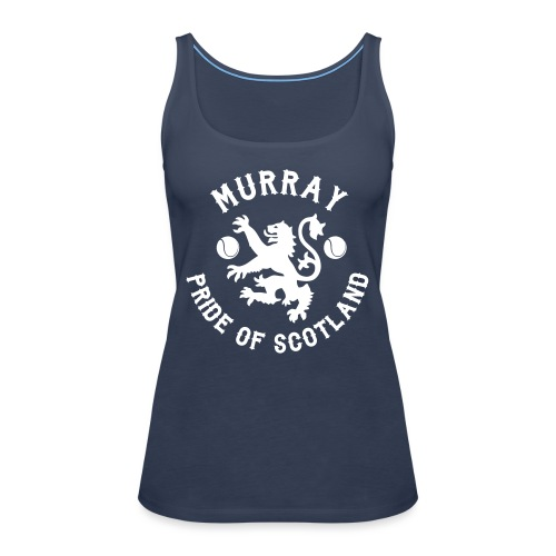 murraypridetrns - Women's Premium Tank Top