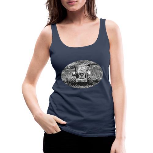 Ackerschlepper - Frauen Premium Tank Top