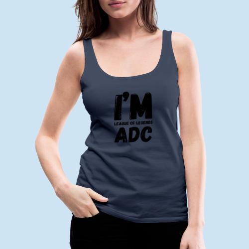 I'm AFC main - Premium singlet for kvinner