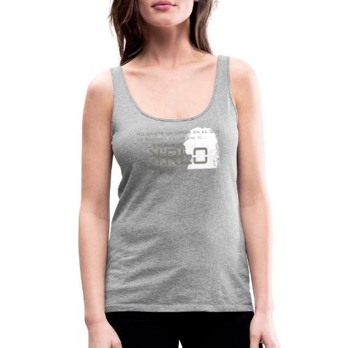 Camisetas Kirlo Sin Ti - Camiseta de tirantes premium mujer