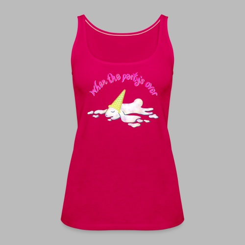 Zonked - Women's Premium Tank Top