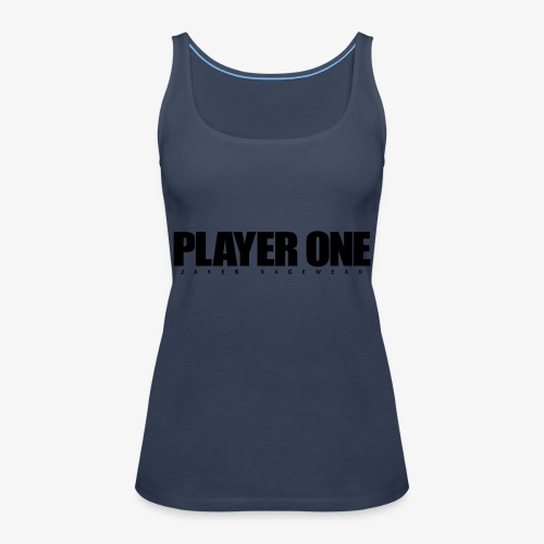 GET READY PLAYER ONE! - Dame Premium tanktop