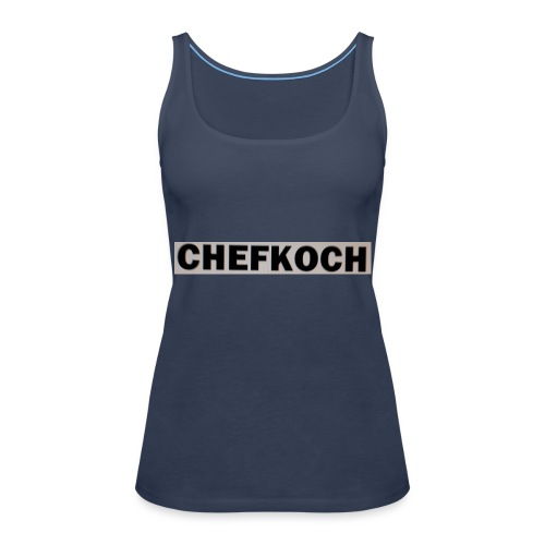 Chefkoch - Frauen Premium Tank Top