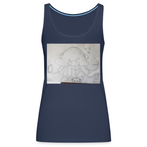 15342806721928281800746842900765 - Camiseta de tirantes premium mujer