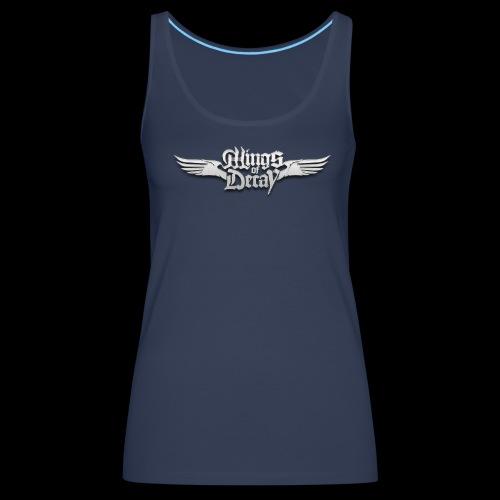 Wings of Decay Shop - Débardeur Premium Femme