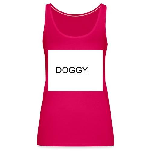 doggy - Frauen Premium Tank Top