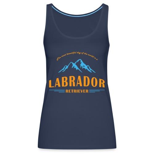Labrador Mountain - Frauen Premium Tank Top