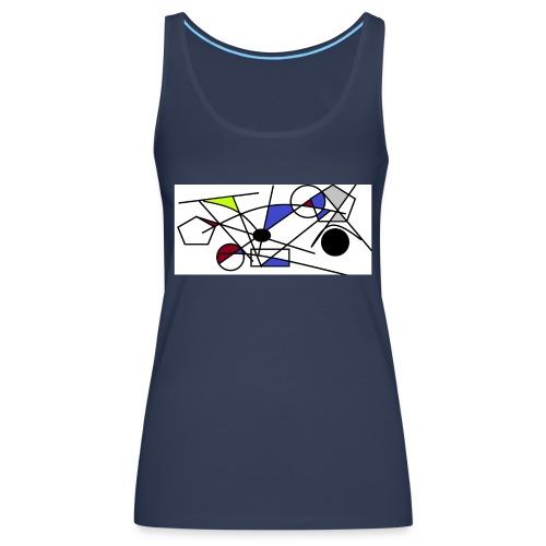 coco - Camiseta de tirantes premium mujer