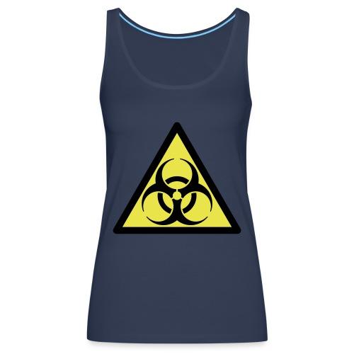 Biohazard - Vrouwen Premium tank top