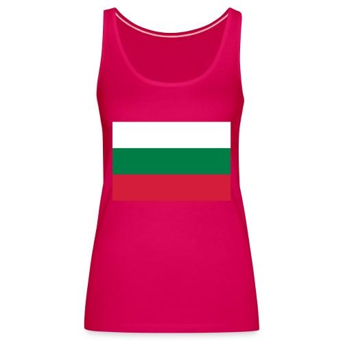 Bulgaria - Vrouwen Premium tank top