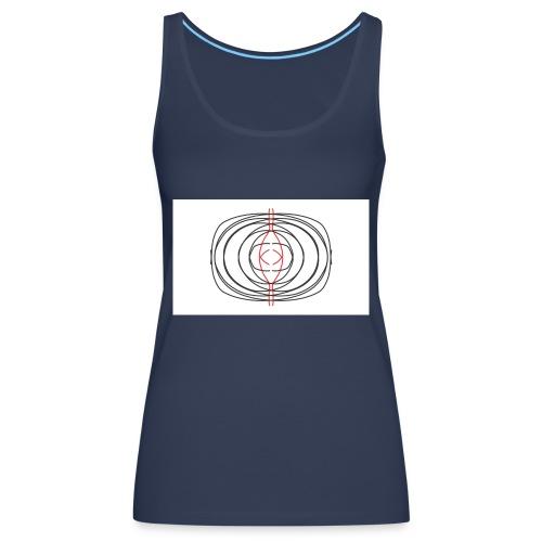 Project Capture 9 - Camiseta de tirantes premium mujer