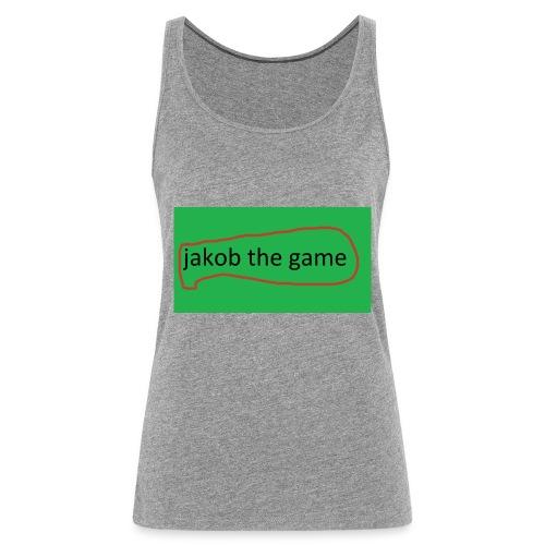 jakobthegame - Dame Premium tanktop