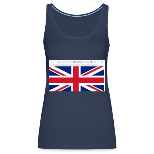 great britan - Women's Premium Tank Top