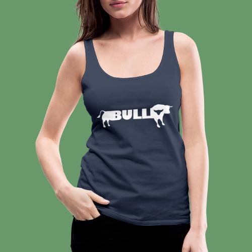 bull design - Women's Premium Tank Top