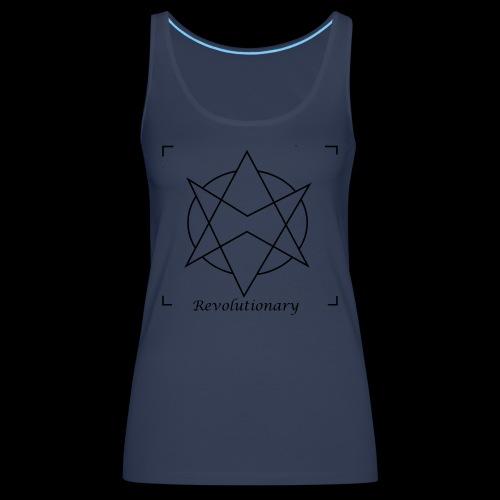 Revolutionary - Camiseta de tirantes premium mujer