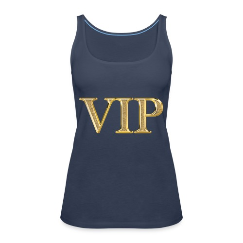 VIP - Dame Premium tanktop