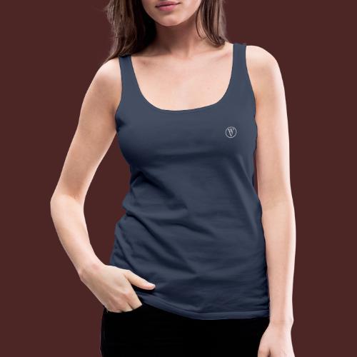 Win - Camiseta de tirantes premium mujer