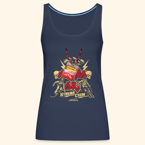 Apres Ski T Shirt Apres Ski Xtreme Crew - Frauen Premium Tank Top
