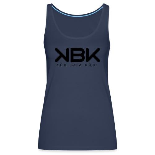 KBK - Premiumtanktopp dam