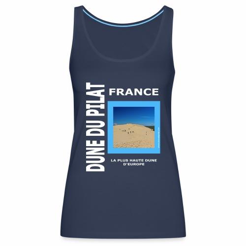 DUNE 2019 no 3 blanc - Débardeur Premium Femme