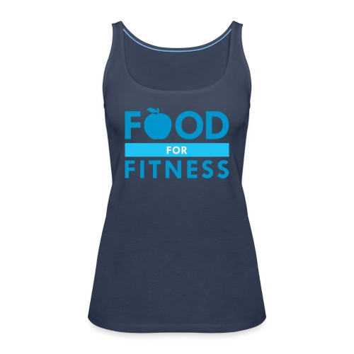 Updated FFF Logo png - Women's Premium Tank Top