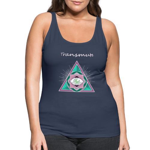 Transmute - Camiseta de tirantes premium mujer