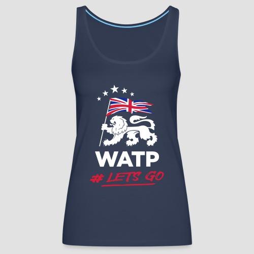 WATP - Women's Premium Tank Top