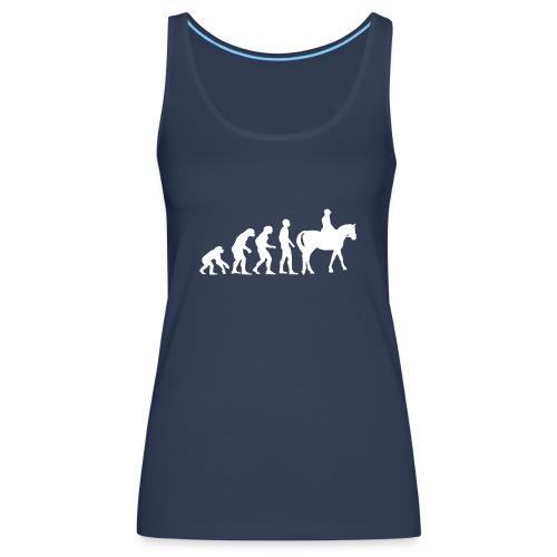 EVOLUTION HORSE - Débardeur Premium Femme